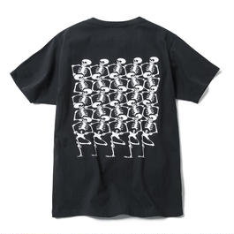 DANCE OF DEATH TEE (BLACK) : ARTWORK by JEROEN【CC17SS-005】