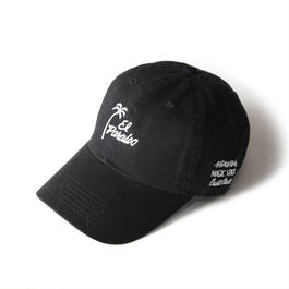 EL PARAISO CLASSIC CAP (BLACK) :  STIKSTOK  × MAGIC STICK【16AW-CULT-004】