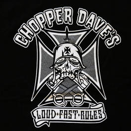 CHOPPER DAVE'S(チョッパーデイブ)TシャツAタイプ