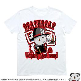 Tシャツ006【DEATHBEARinWonderUnderGround】