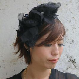 Headdress  Mont-ST-Michel 【ヘッドドレス モンサンミッシェル】4U_PARISAMSTERDAM