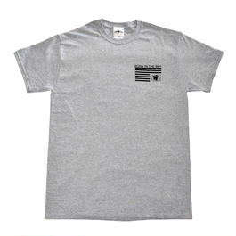 BORN IN THE BAY Tee | Gray