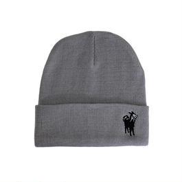 OG LOGO Beanie | Heather Gray