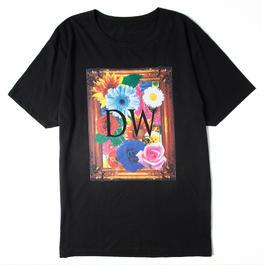 FLOWER&SKULL DW T-Shirt
