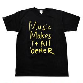 6/4発送予定! MMIB T-shirt / 6.2oz BLK - BLK27018YW