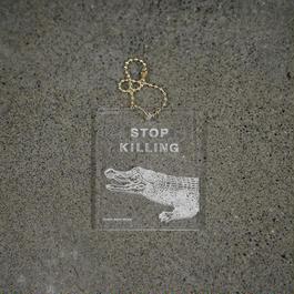 """KEY HOLDER """"NO KILLING"""""""