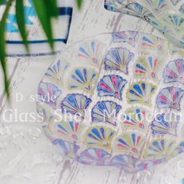 『Glass Shell Moroccan 』