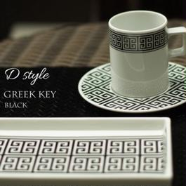 『GREEK KEY』black