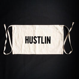 【NEW】DRESSSEN LW18 lLOWER WALL APRON  HUSTLIN