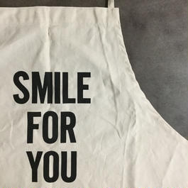 DRESSSEN ADULT APRON #43 SMILE FOR YOU🔴新発売!