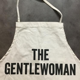 DRESSSEN ADULT APRON #45 THE GENTLEWOMAN🔴新発売