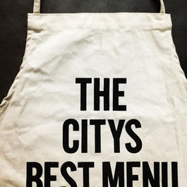 DRESSSEN ADULT APRON #52 THE CITYS BEST MENU🔴新発売