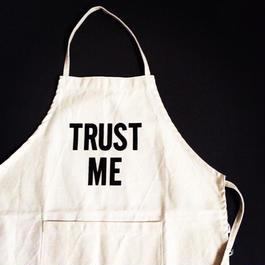 """DRESSSEN ADULT APRON #15 """"TRUST ME""""⭕️再入荷しました⭕️"""