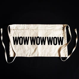 "DRESSSEN  LW16 LOWER WALL APRON  ""WOWWOWWOW"""