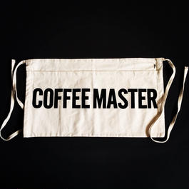 "DRESSSEN  LW2 LOWER WALL APRON   ""COFFEE MASTER"" 次回入荷未定です"