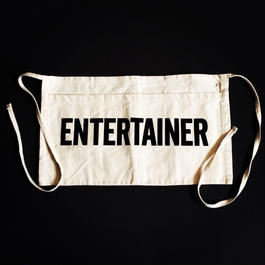 "DRESSSEN LW4 LOWER WALL APRON  ""ENTERTAINER"""