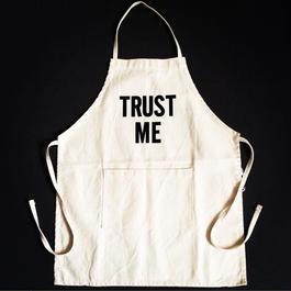 "DRESSSEN KD3 KIDS APRON  ""TRUST ME""(※キッズエプロンです)"
