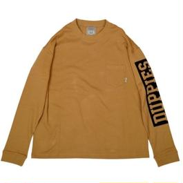 Drop Shoulder L / S Pocket Tee