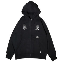 Souvenir Eagle  / Zip Up Sweat