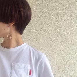 Swing earring  /BK-SV