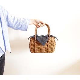 あけびづるのミニ籠バッグ