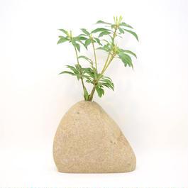 Real Stone Vase 1234