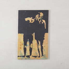 Old stencil painting 137
