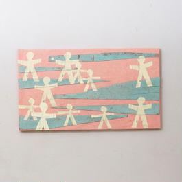Vintage papercut art  043