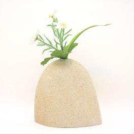 Real Stone Vase 1231