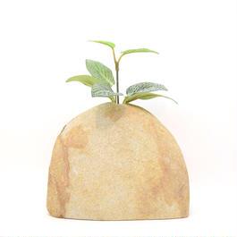 Real Stone Vase 1235
