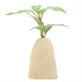 Real Stone Vase 1240