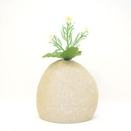 Real Stone Vase 1246