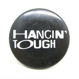 Vintage hangin' tough pinbacks 532