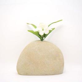 Real Stone Vase 1237