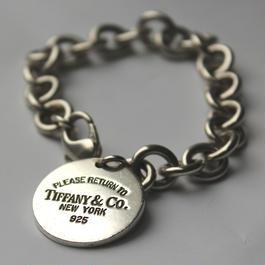 シルバー925・ブレスレット【Tiffany & Co.】