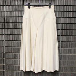 新品:【Christian Dior】プレタポルテ・ハイウェスト・キュロット