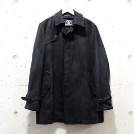 【Men's】ピーチスキン・ステンカラー・コート【J.PRESS】