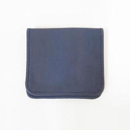 山羊革コインケース(青)  Goat leather coin case(blue)
