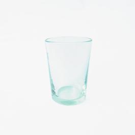 リサイクルガラスのグラス(L)  Recycle glass cup(L)