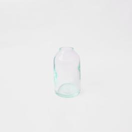 リサイクルガラスのボトル(S)  Recycle glass bottle (S)