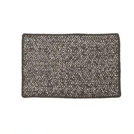 ジュートマット(黒)</br>Original jute mat from Bangladesh(Black)