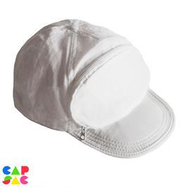 CAP-SAC キャップ (WHITE)