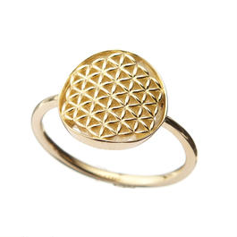 flower of life series      リング
