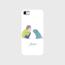 "iPhone7 case""vs DOG""(送料込)"