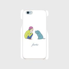 "iPhone6/6s case""vs DOG""(送料込)"