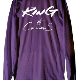"""Lady's限定""""King of Conscious""""L/S"""
