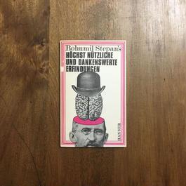 「HOCHST NUTZLICHE UND DANKENSWERTE ERFINDUNGEN」Bohumil Stepan(ボフミル・シュチェパーン)