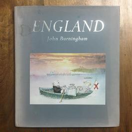 「ENGLAND」John Burningham(ジョン・バーニンガム)