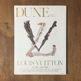 「DUNE Special Issue Vol.2 Louis Vuitton」