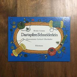 「Das tapfere Schneiderlein」Gerhard Oberlander(ゲルハルト・オーバーレンダー)